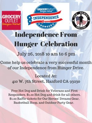 Independence From Hunger